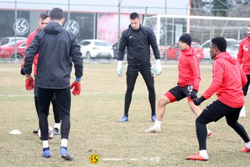 Eskişehirspor Fatih Karagümrük