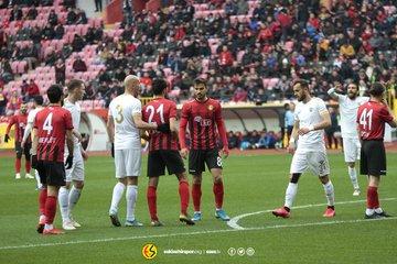 Eskişehirspor'un galibiyet hasreti
