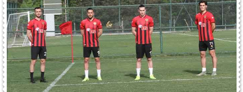 Eskişehirspor yeni formaları