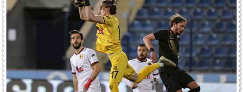 Eskişehirsporlu futbolcular