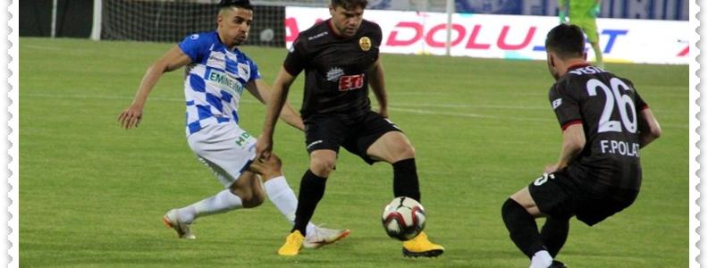 Eskişehirspor Erzurumspor Maçı 0-1