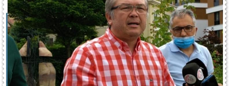 Eskişehirspor Başkanı: İade Ediyorum
