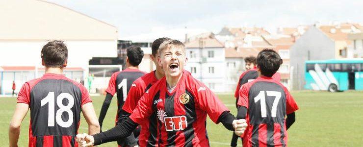 Eskişehirspor'un genç