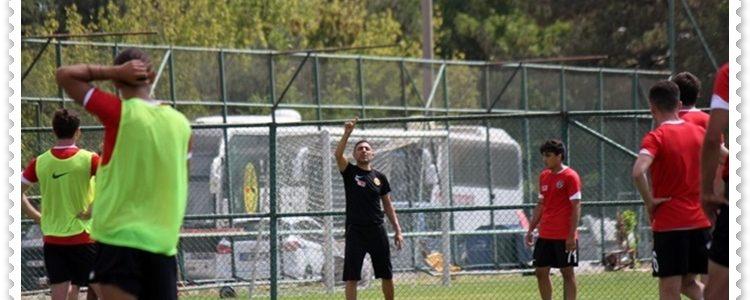 Eskişehirspor Hazırlık Maçı Yapacak!